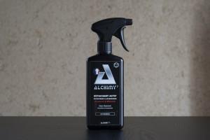 Détachant actif microfibres et accessoires Alchimy⁷