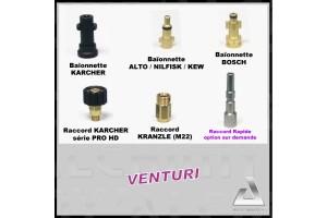 Raccord pour lance Venturi Pro Alchimy⁷