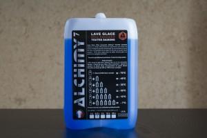 Bidon de 2,5 litres de liquide lave-glace concentré toutes saisons Alchimy⁷