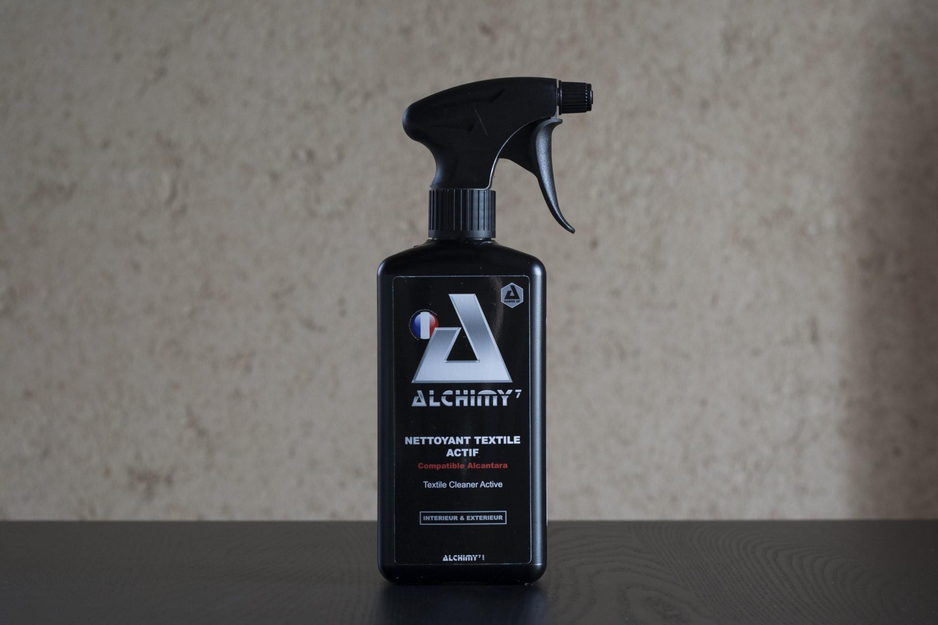 Nettoyant textile actif Alchimy⁷
