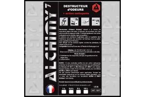 Destructeur d'Odeurs Alchimy⁷