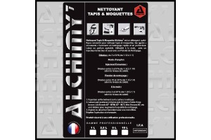 Nettoyant Tapis & Moquettes Alchimy⁷