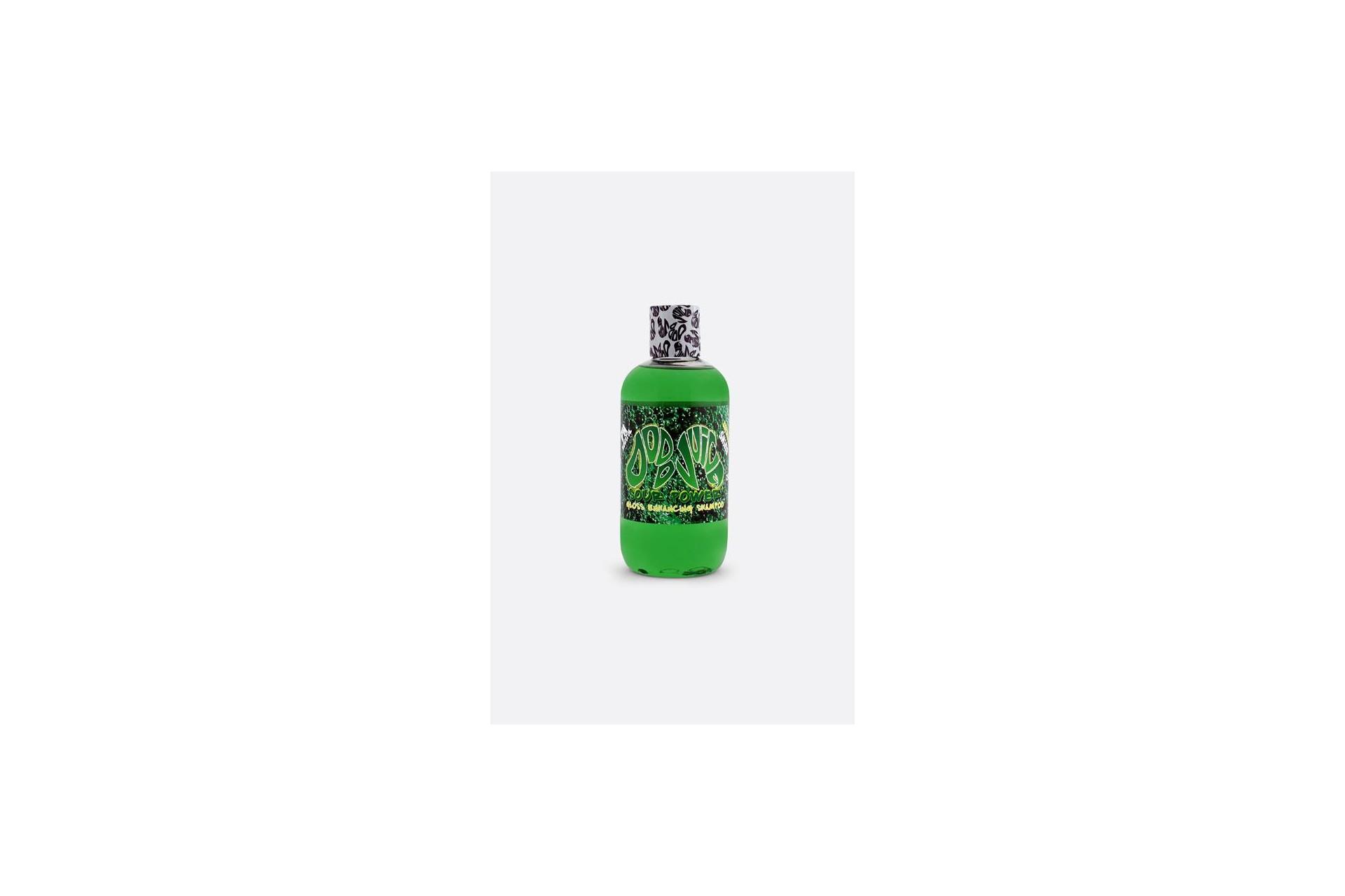 Shampoing Dodo Juice Sour Power enrichi à la cire de Carnauba, en bouteille de 250 ml