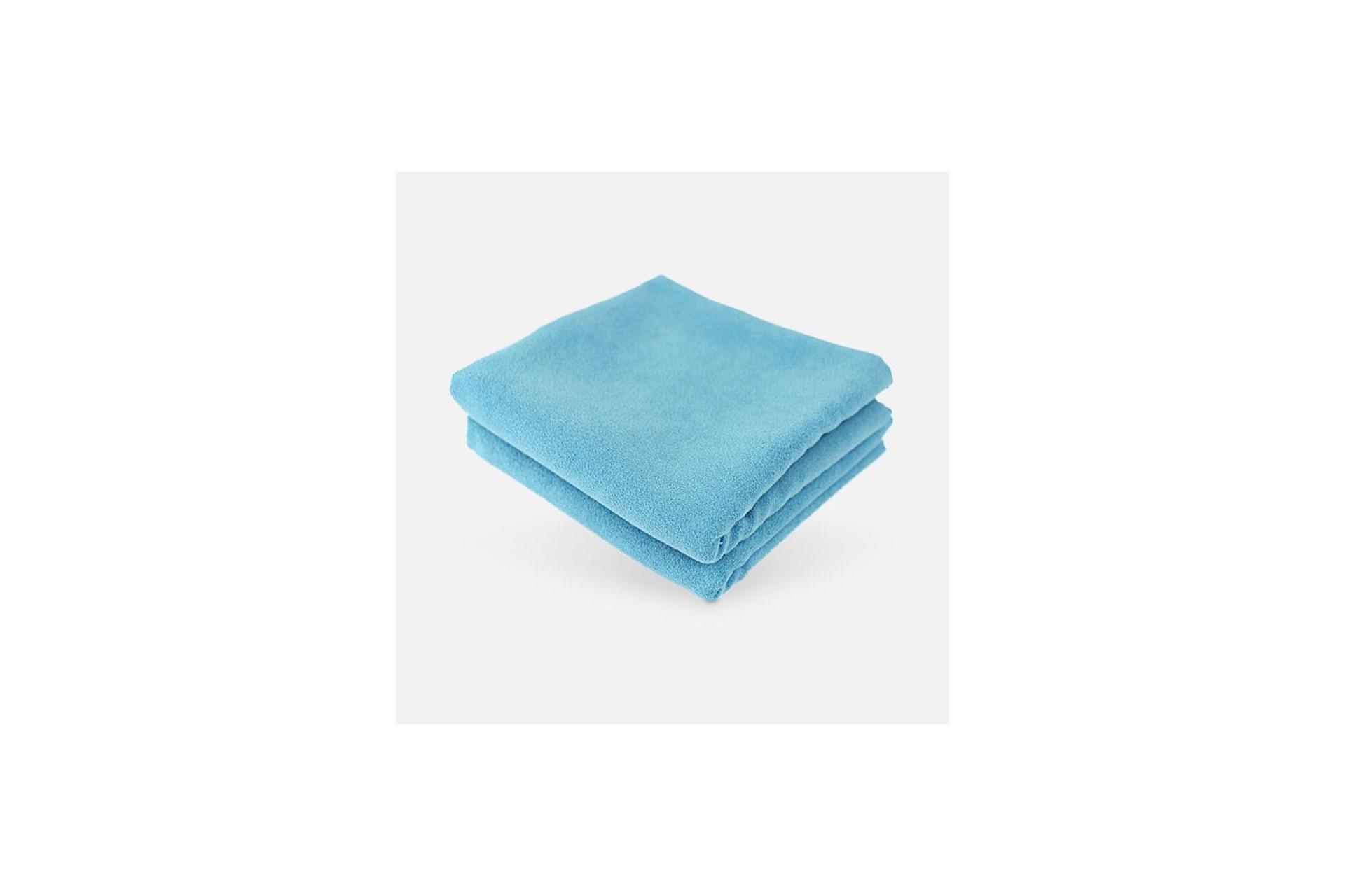 Pack de deux Supernatural Microsuede Buffing Cloth